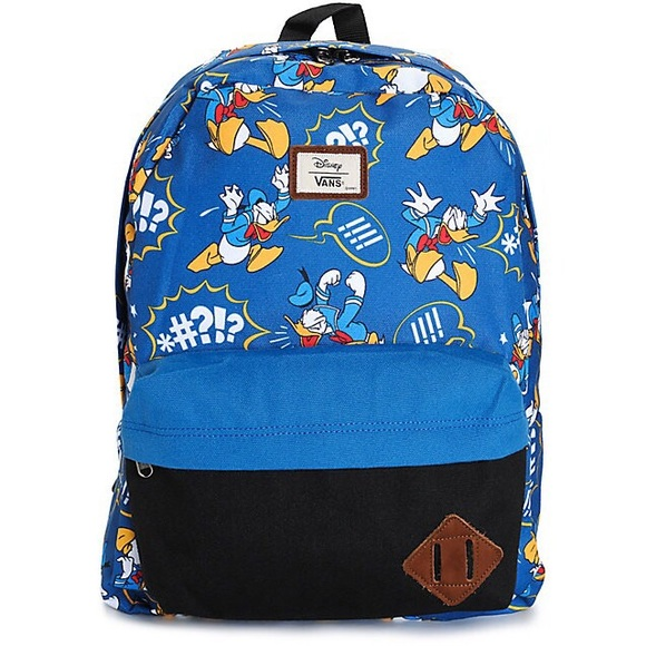 e7eba977b1e Vans X Disney Backpack Donald Duck